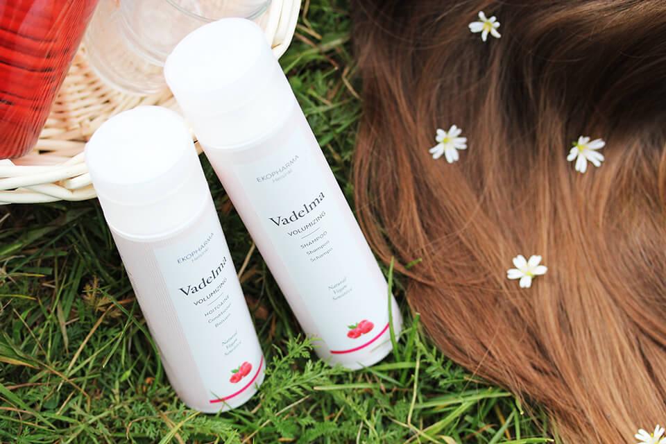 Ekopharma tuotteet hiuksille